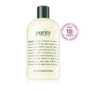 Philosophy Makeup - Philosophy Purity Made Simple Cleanser 8oz